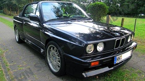 BMW M3 Sport Evolution Convertible