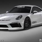Misha Designs Porsche 991