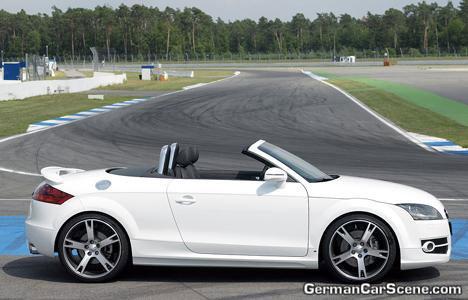 Audi Tt Roadster Convertible. abt audi tt. The TT Roadster