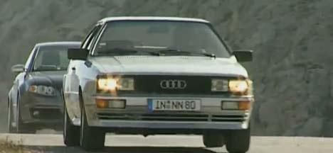 MTM Audi RS4, Audi Ur-quattro
