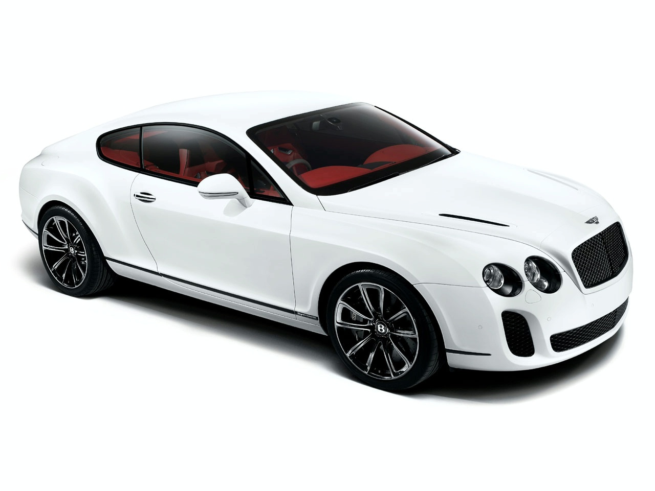Bentley Continental Supersports Wallpapers
