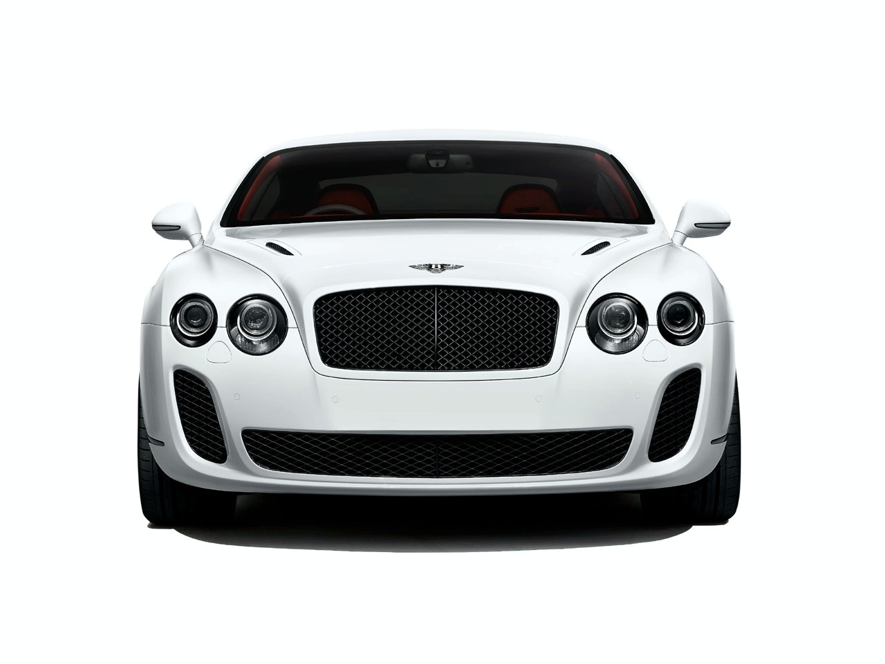 Bentley Continental Supersports Test Photos