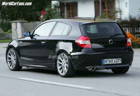 bmw 135ti 3 door