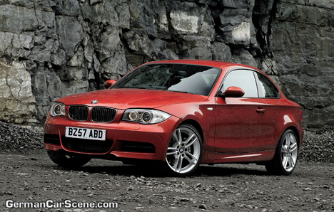 The six-cylinder 125i joins the twin-turbo 135i M Sport, the four-cylinder