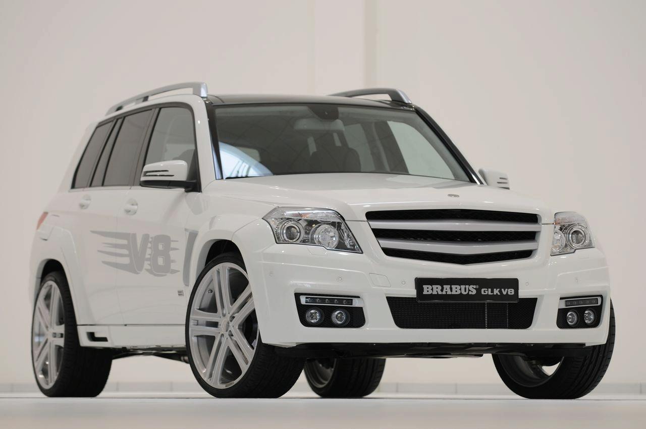 Brabus GLK Car