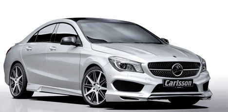Mercedes-Benz CLA-Class by Carlsson