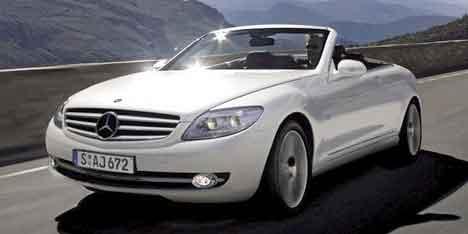 cl class convertible 220906
