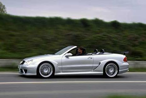 Mercedes CLK-DTM May Go To The States