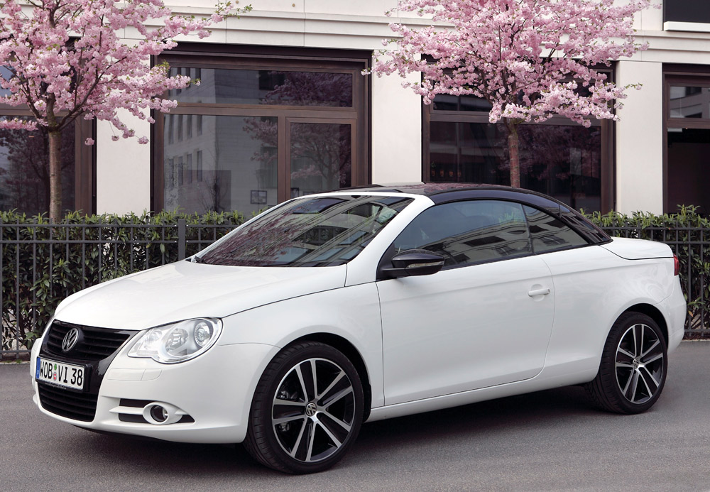 Volkswagen Eos 2009. Posted on 28th May, 2009 by