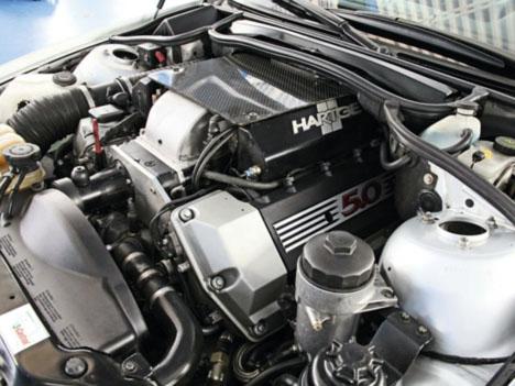 hartge m3 engine