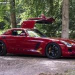 Kleemann supercharged Mercedes SLS AMG