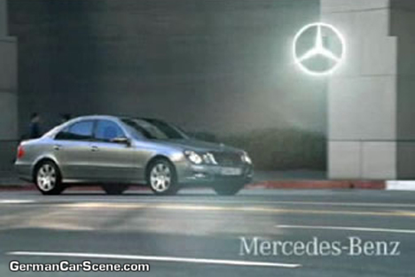 mercedes sound logo. Combined with a new film fade-out, the distinctive