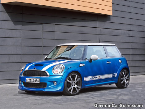 mini cooper wallpapers. AC Schnitzer Mini Cooper S