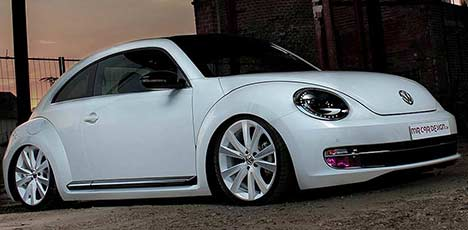 Volkswagen Beetle by MR Car Design