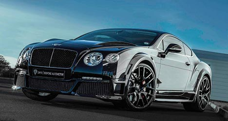 Bentley Continental GT by Onyx Concept