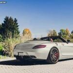 Mercedes SLS AMG by Pfaff Tuning