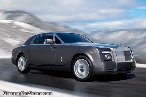 Rolls Royce Phantom Coupe wallpaper