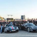 Porsche 918 Spyder secures Nurburgring lap record