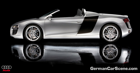 Audi R8 Spyder Awesome Specification