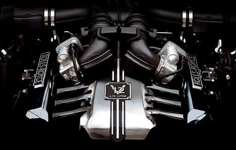 rolls engine