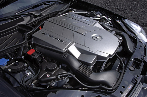 slk black engine