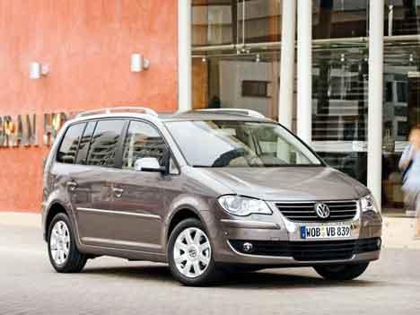 Volkswagen Touran 2009. vw touran