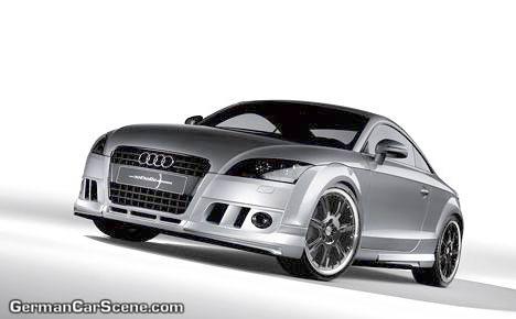 World premiere: Turbo-kit 3.2 V6, 520 HP, 635 Nm,