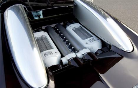 veyron engine