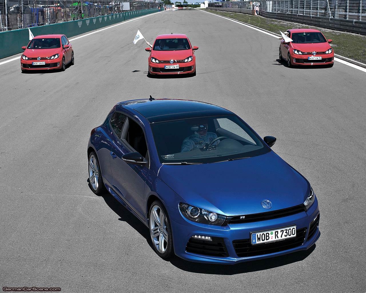 Volkswagen Germany Launching