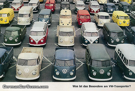 VW Transpotery